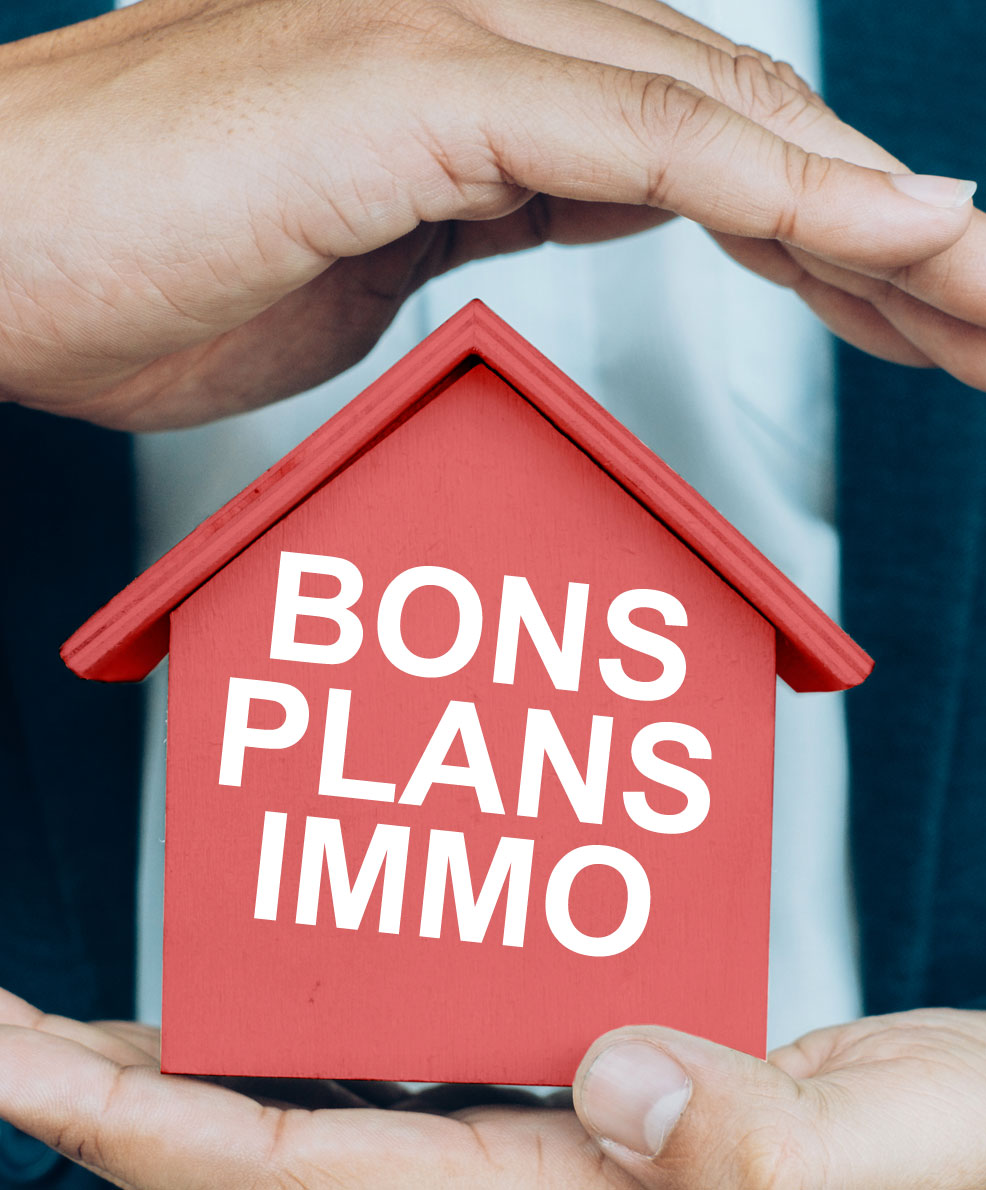 Bons plans immobiliers